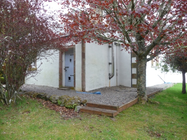 Corner of Boleskine