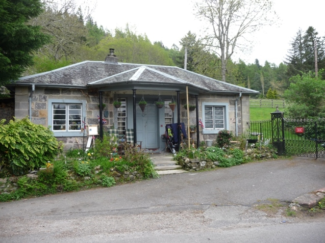 The Boleskine Gate House