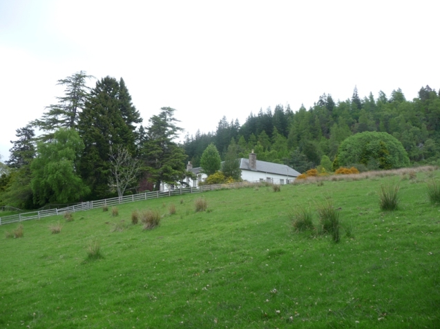 Boleskine House from a distance