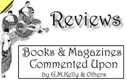 Reviews: Books &
